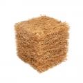 Кокосовый куб 7x7x7см