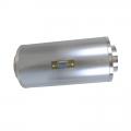 Канальный угольный фильтр Filter 1000 m3 500/160mm