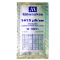 1413 µS/cm Conductivity Calibration Solution Milwaukee