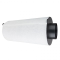 Угольный фильтр PROACTIVE, 600 м3 / 125 мм